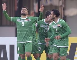 Soi sức mạnh của ứng cử viên vô địch U23 Iraq