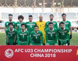 U23 Iraq bị nghi gian lận tuổi, U23 Việt Nam thua thiệt mọi mặt