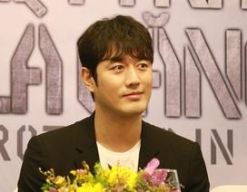 Tài tử Jo Han Sun hé lộ cách vượt qua áp lực ở showbiz Hàn