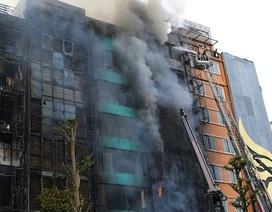 Hà Nội: Sắp xét xử vụ cháy quán karaoke khiến 13 người tử vong