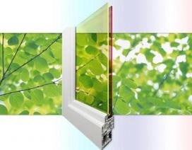 Cửa sổ kính năng lượng mặt trời sử dụng công nghệ chấm lượng tử