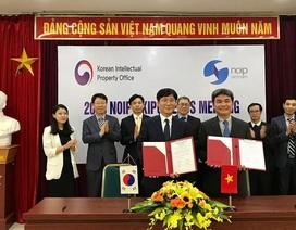 Đẩy nhanh quá trình thẩm định đơn sáng chế giữa Việt Nam - Hàn Quốc