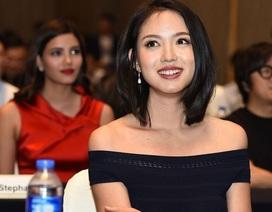 Hoa hậu Trương Tử Lâm mặn mà, quyến rũ hơn sau khi sinh con