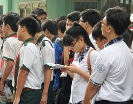 TPHCM đang chờ quyết định cộng điểm khuyến khích vào lớp 10