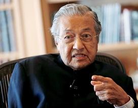 Ứng viên 92 tuổi tranh cử thủ tướng Malaysia