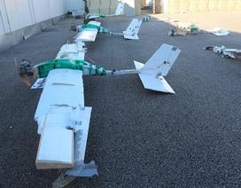 Lộ hình ảnh máy bay không người lái tấn công căn cứ quân sự Nga ở Syria