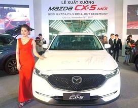 Trường Hải điều chỉnh giá xe Mazda