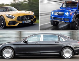 "Mercedes-Benz triệu hồi nhiều dòng xe ""hot"""