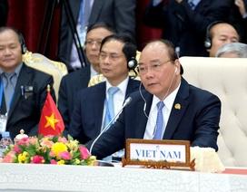 Thủ tướng Nguyễn Xuân Phúc khẳng định coi trong Hợp tác Mê Công - Lan Thương