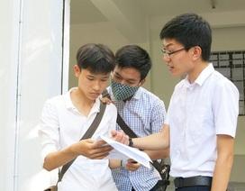 Đề tham khảo THPT quốc gia 2018: Môn Toán, Lý, Hóa độ khó tăng lên?
