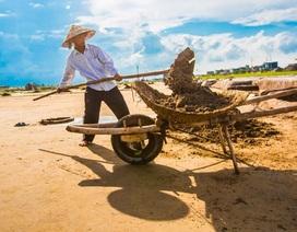 Diêm dân nhọc nhằn giữ nghề ở Hải Lý