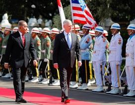 """Ủng hộ Indonesia thay cách gọi khu vực ở Biển Đông, Mỹ khiến Trung Quốc """"nóng mặt""""?"""