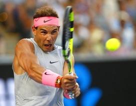 Australian Open: Nadal vẫn duy trì phong độ ấn tượng