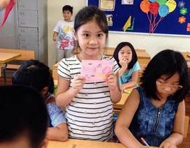 Nam sinh trường Ams lập dự án dạy học sinh về tài chính, tiền tệ