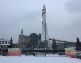 """Bảo tàng tái hiện Liên Xô giữa """"trái tim"""" nước Nga"""