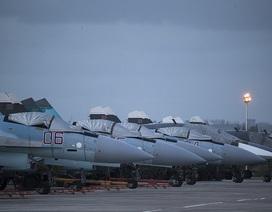 Nga lên tiếng vụ 13 máy bay phiến quân đồng loạt tấn công căn cứ ở Syria