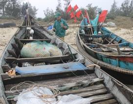 Quảng Trị chưa hoàn thành chi trả bồi thường sự cố môi trường biển