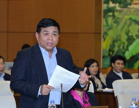 Bộ trưởng KH-ĐT: Đặc khu không dùng cơ chế lãnh đạo tập thể