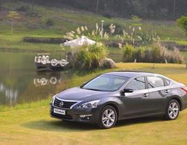 Nissan giảm gần 200 triệu đồng cho Teana, Suzuki tạm dừng nhập Swift
