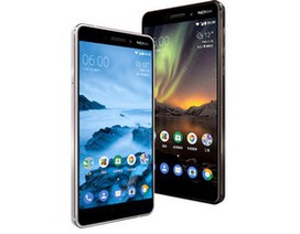 Nokia 6 thế hệ thứ 2 chính thức trình làng với nhiều cải tiến mới