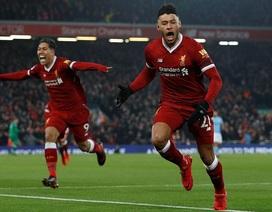 Liverpool 4-3 Man City: Mãn nhãn ở Anfield