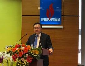 """Trao quyết định cho Tân Chủ tịch PVN, Thủ tướng nói: """"Lửa thử vàng, gian nan thử sức..."""""""
