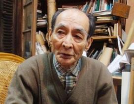 """Hoạ sĩ """"đại thụ"""" của nền mỹ thuật Việt Nam qua đời ở tuổi 95"""