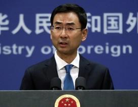 Trung Quốc bác tin hỗ trợ quân sự Triều Tiên