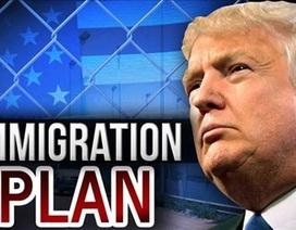"""Ông Trump sẵn sàng chấp nhận """"búa rìu dư luận"""" về thỏa thuận nhập cư"""