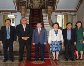 Tập đoàn Hilton và Tập đoàn BRG tiếp kiến lãnh đạo TPHCM