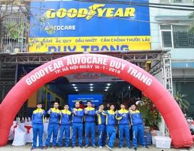 Goodyear tiếp tục mở rộng chuỗi Autocare tại Hà Nội
