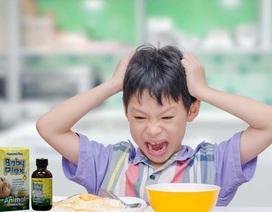 Trị biếng ăn đúng cách cho con -  Mẹ đã biết chưa?
