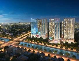 Vietracimex chính thức khai trương căn hộ mẫu dự án tại 201 Minh Khai