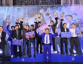 Giải Tennis toàn quốc Cúp Dahua lần 1 có tổng giải thưởng lên tới 800 triệu đồng