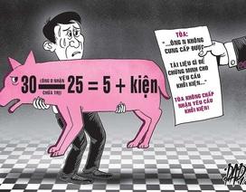 Kiện vì 25 con chó Phú Quốc bị chết