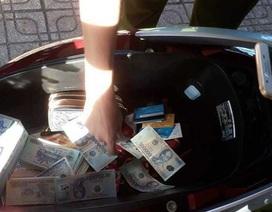 Cảnh giác chiêu biến tờ 20.000 đồng thành 500.000 đồng