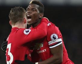 Everton 0-2 MU: Dấu ấn Martial, Lingard và Mourinho