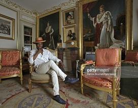 Hoàng tử Trung Phi đăng ký dự show Đỗ Trịnh Hoài Nam tại Paris Haute Couture