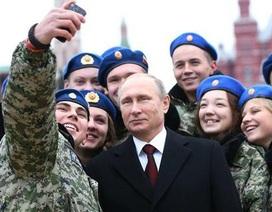 Người Nga xem ai là đối thủ lớn nhất?