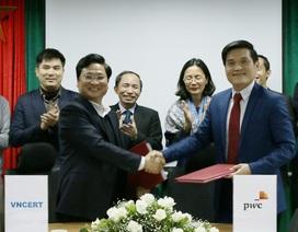 PwC và VNCERT hợp tác chiến lược về ứng cứu sự cố an toàn thông tin