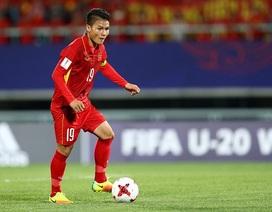 """Quang Hải: """"U23 Việt Nam mệt mỏi nhưng sẽ thắng Iraq"""""""