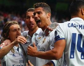 Đội hình tiêu biểu UEFA năm 2017: Real Madrid thống trị