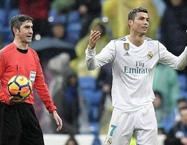 C.Ronaldo vô duyên, Real Madrid thua thất vọng Villarreal