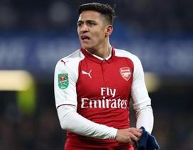 Nhật ký chuyển nhượng ngày 14/1: Alexis Sanchez sắp rời Arsenal
