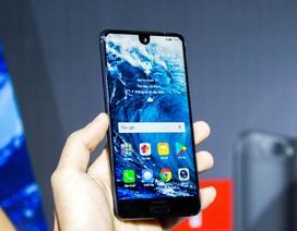 Điện thoại viền siêu mỏng của Sharp về Việt Nam với giá 6,9 triệu đồng