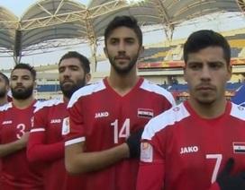 Đối thủ U23 Syria của U23 Việt Nam bị nghi gian lận tuổi