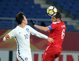 Nghi án cầu thủ U23 Syria gian lận tuổi vẫn đá trận gặp U23 Việt Nam