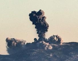 Thổ Nhĩ Kỳ không kích lực lượng do Mỹ ủng hộ ở Syria