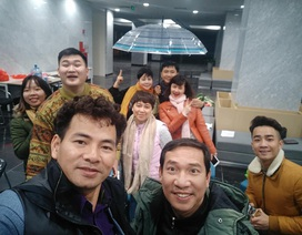 Nghệ sĩ Minh Vượng, Minh Hằng bất ngờ trở lại với Táo Quân 2018