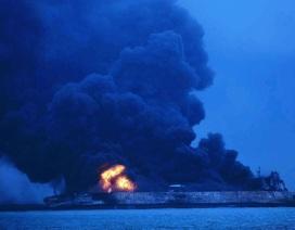 Tàu Iran chở 136.000 tấn dầu có nguy cơ nổ ngoài khơi Trung Quốc